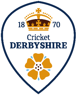 deby county cricket logo