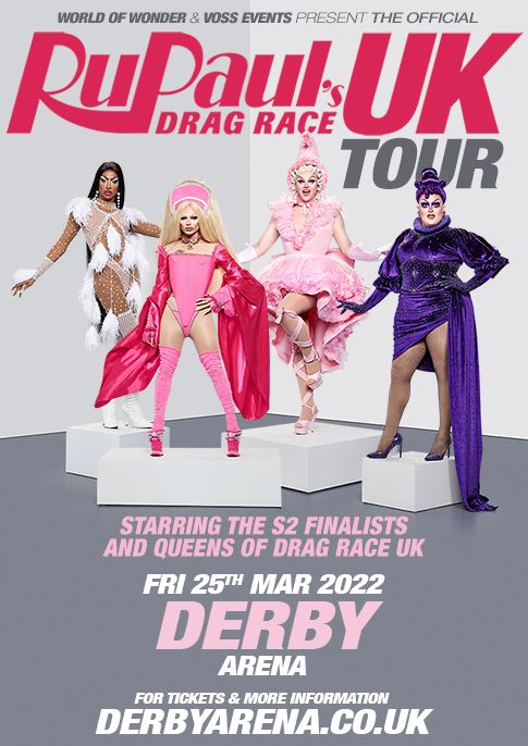 RuPaul's Drag Race UK: The Official Tour